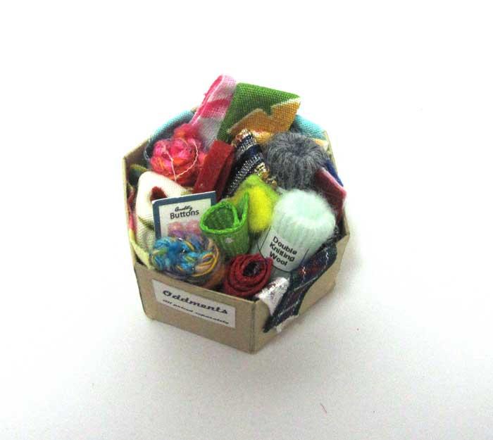 画像3: 毛糸、布BOX