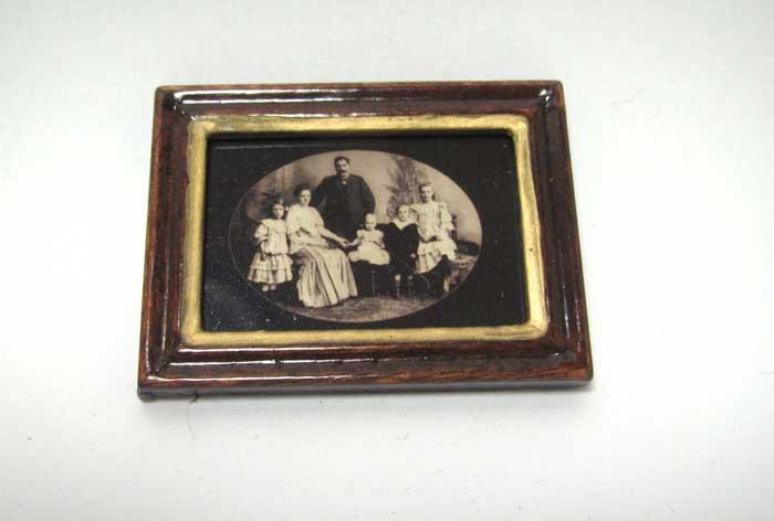 画像1: フォトフレーム・家族写真1