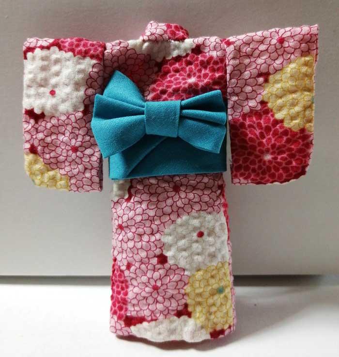 画像2: 浴衣 小(ピンク)