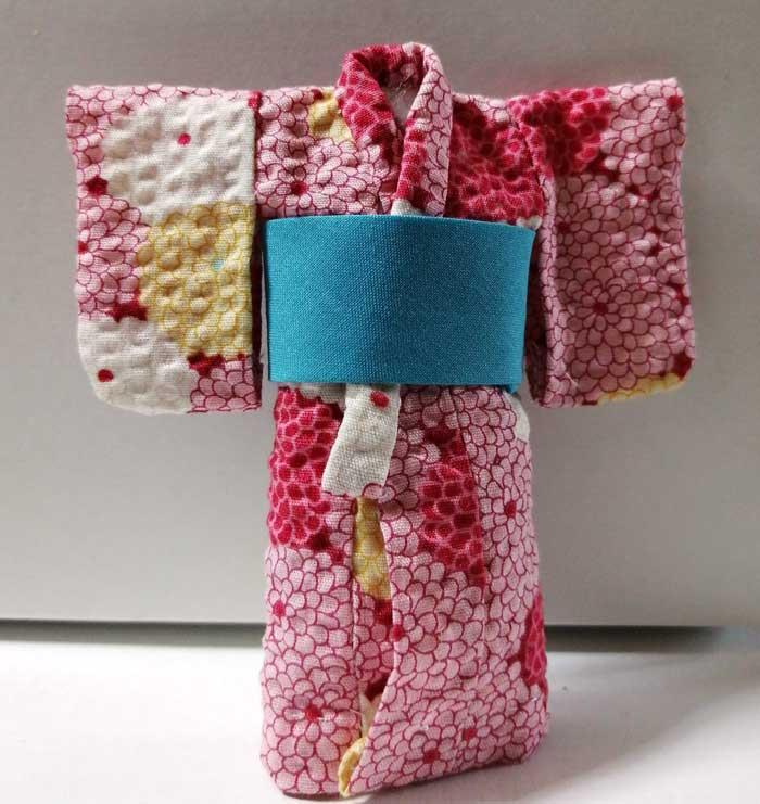 画像1: 浴衣 小(ピンク)