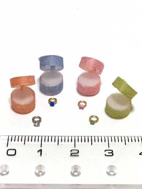 画像4: 青の石の指輪