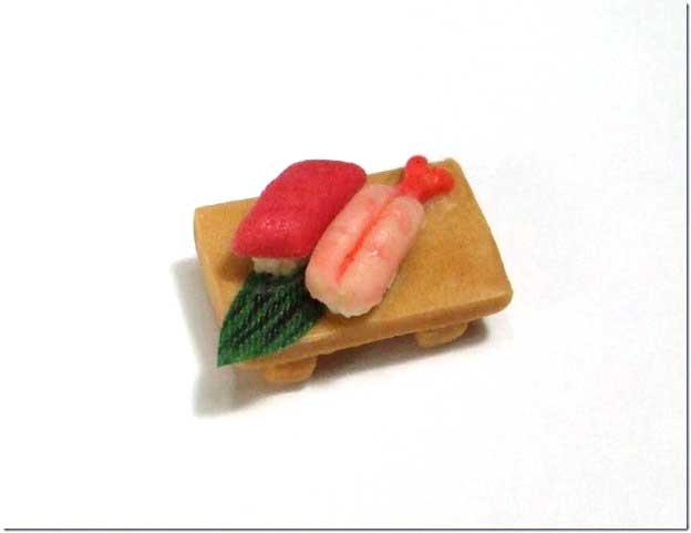 画像1: 寿司(まぐろ、えび)