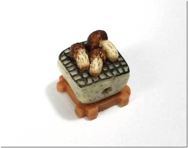 画像1: 焼き松茸