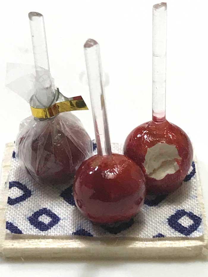 画像2: りんご飴