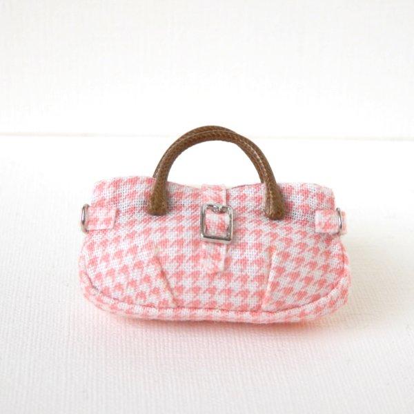 画像1: バッグ ピンク
