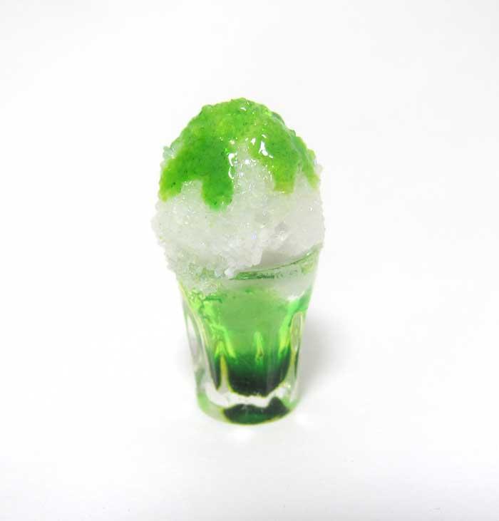 画像1: かき氷メロン