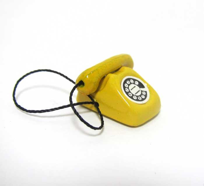 画像2: 電話・白