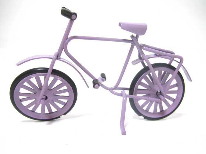 画像1: 自転車カラー・紫