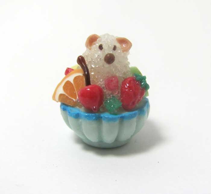 画像2: かき氷シロクマ