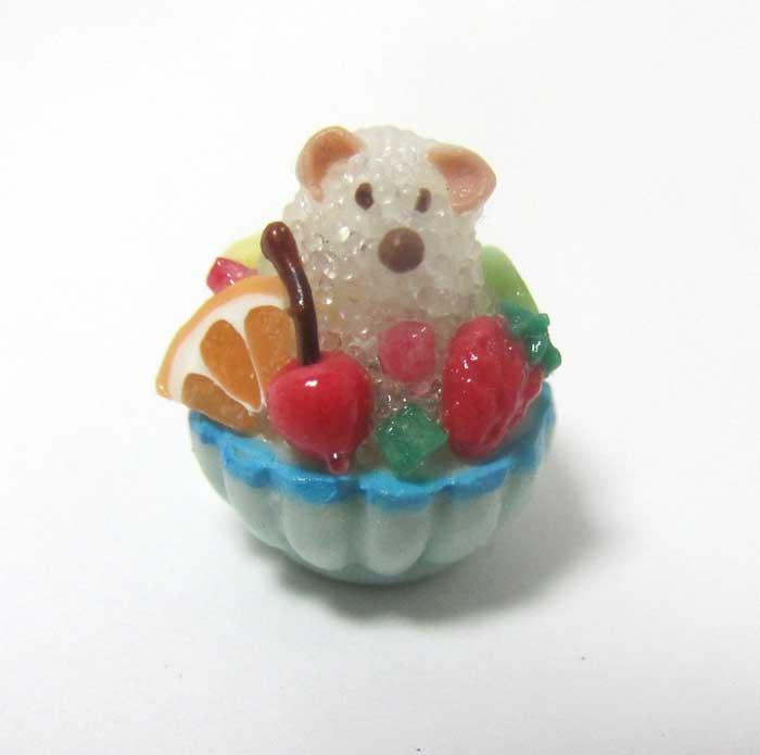 画像1: かき氷シロクマ