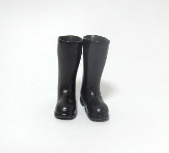 画像2: 長靴・黒