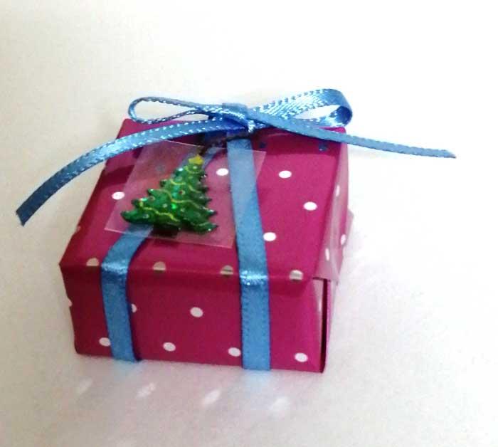 画像2: プレゼントボックス(ピンクツリー)