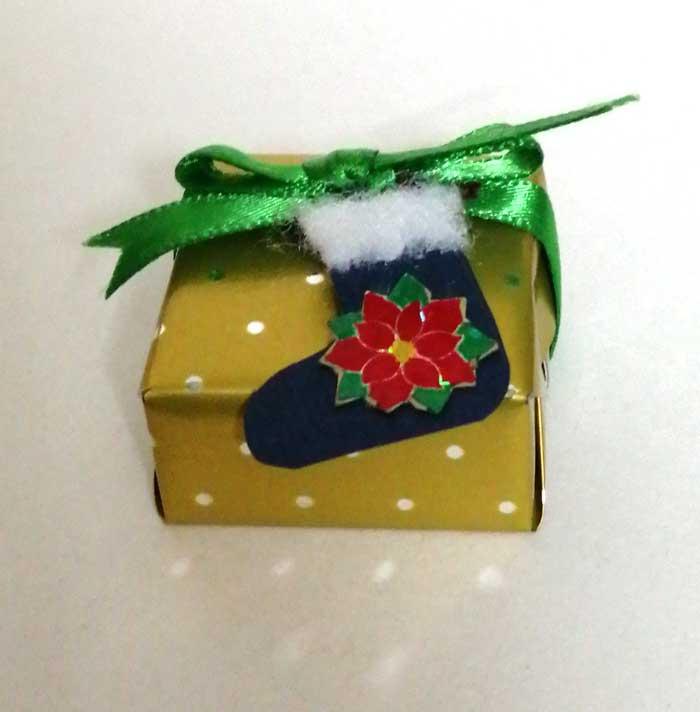 画像2: プレゼントボックス(靴下)