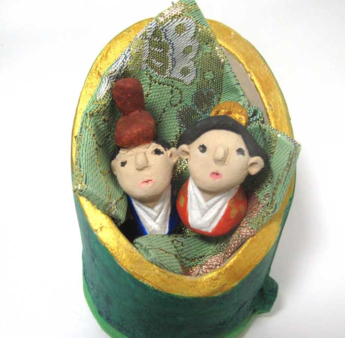 画像3: 陶芸のお雛様