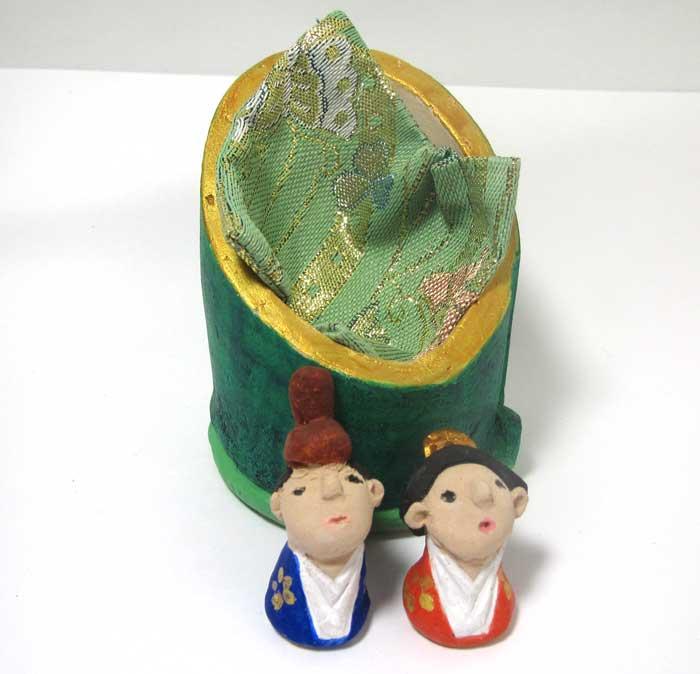 画像4: 陶芸のお雛様