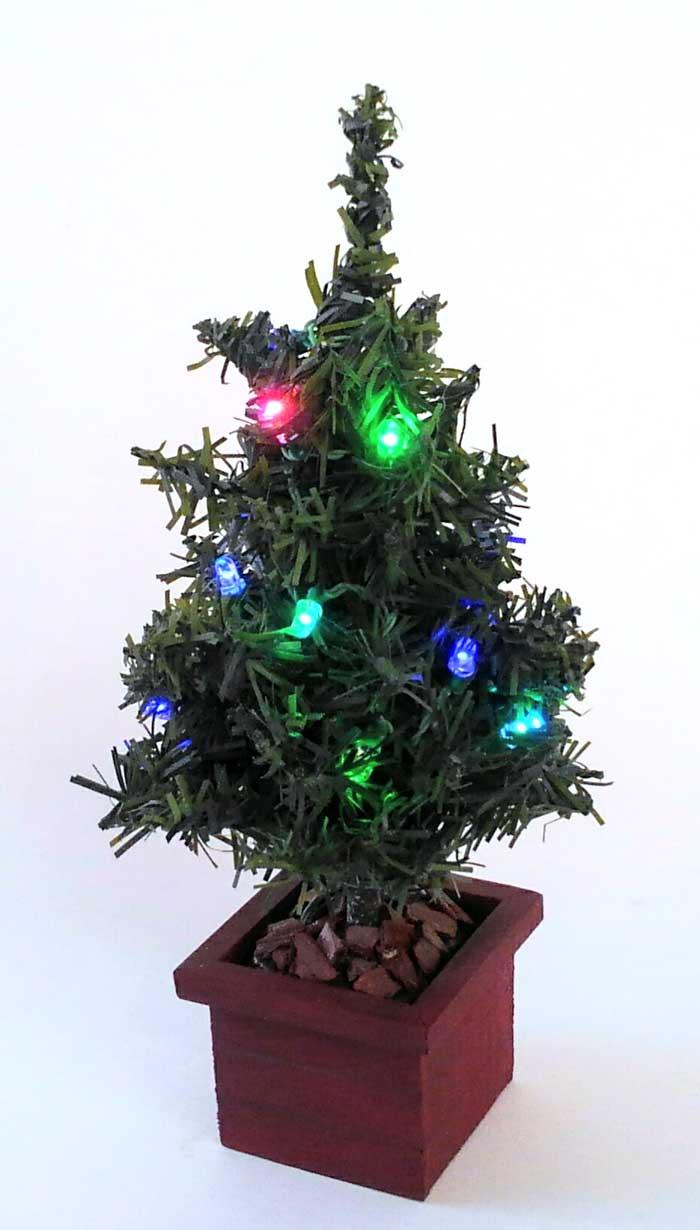 画像1: キラキラもみの木
