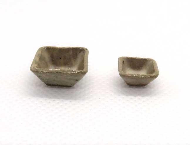 画像1: 角小皿・1個