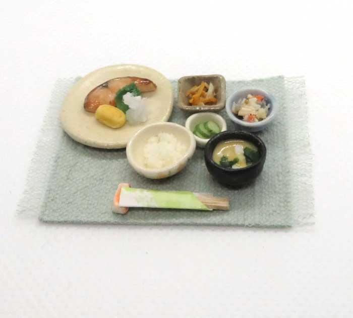画像2: 焼鮭定食