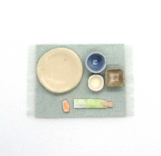 画像2: 和食膳皿セット