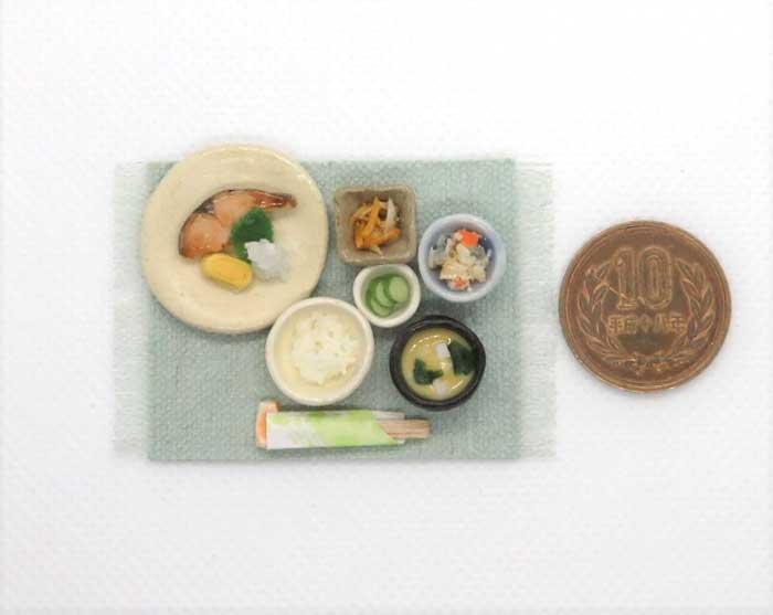 画像3: 焼鮭定食