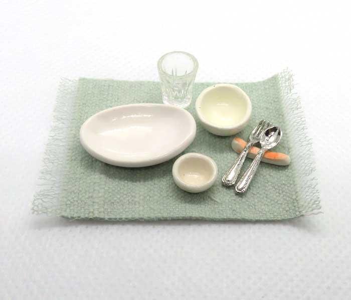 画像1: カレー皿セット