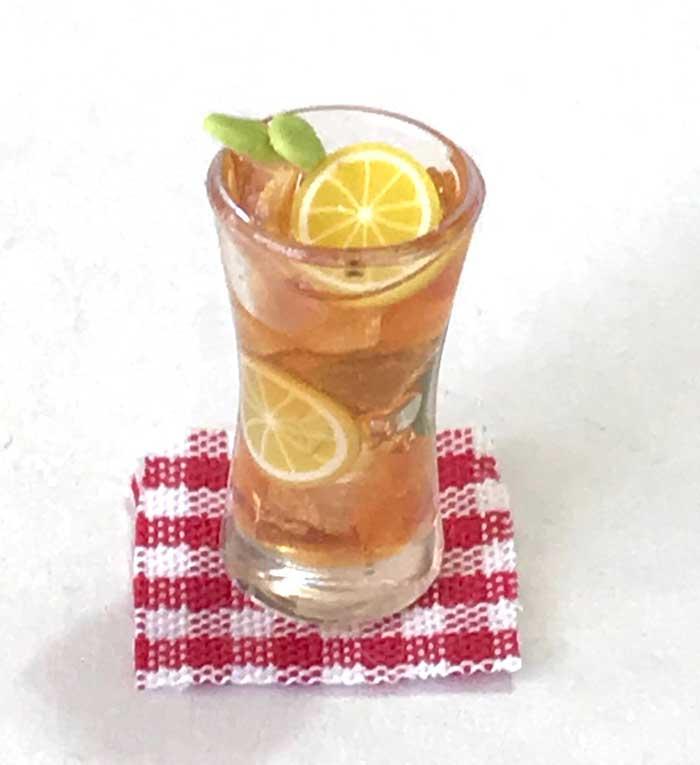 画像2: アイスレモンティー(グラス)