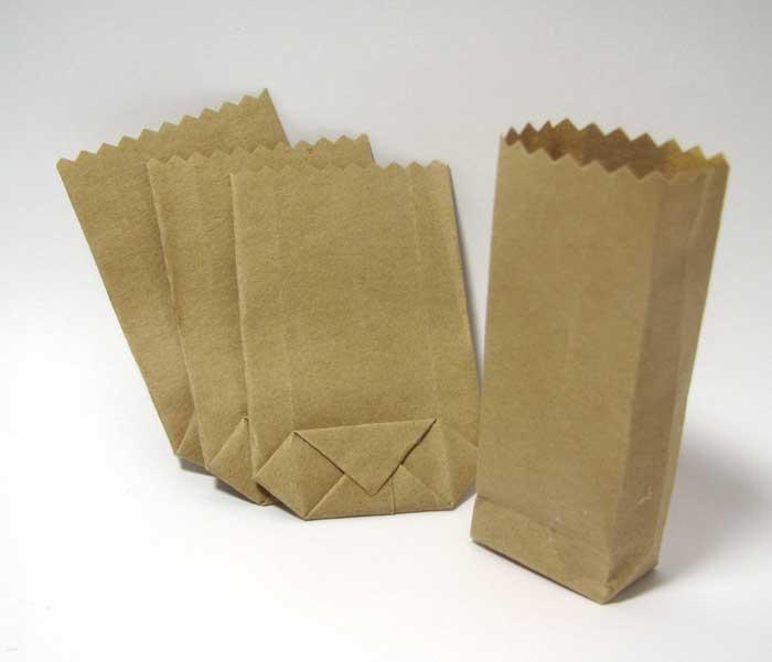 画像2: 紙袋・4枚