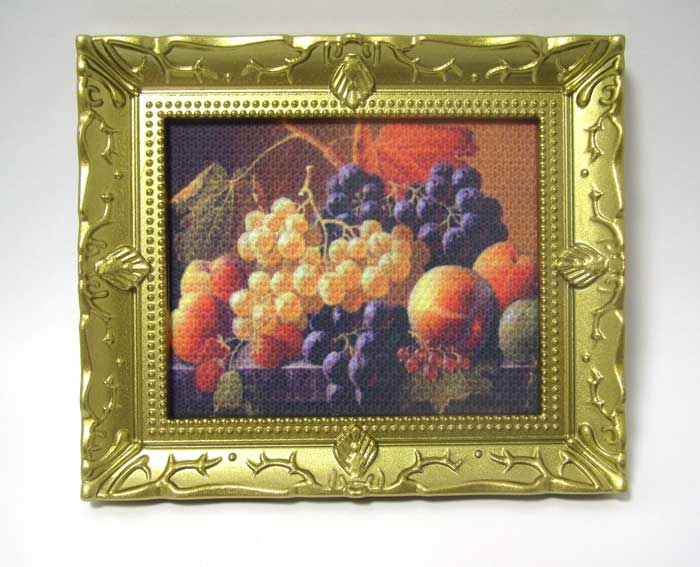 画像1: 絵画 果物