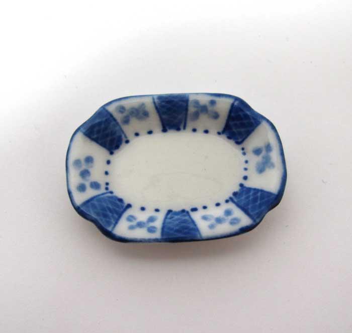 画像1: 長丸皿・大(特価)