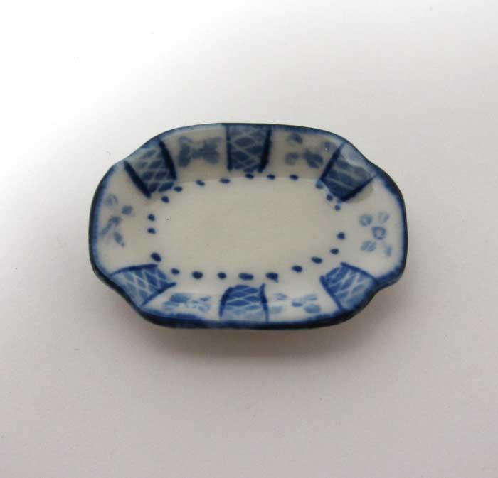 画像1: 長丸皿・小(特価)