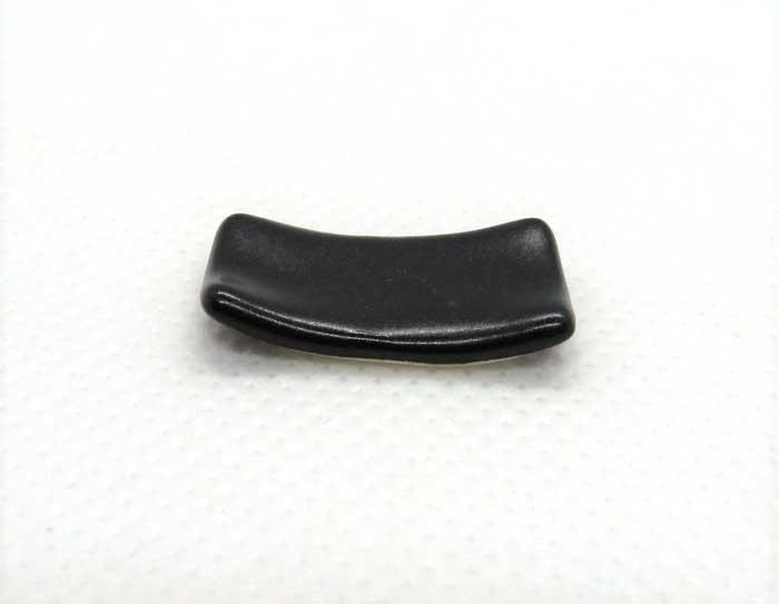 画像2: 焼魚皿・黒