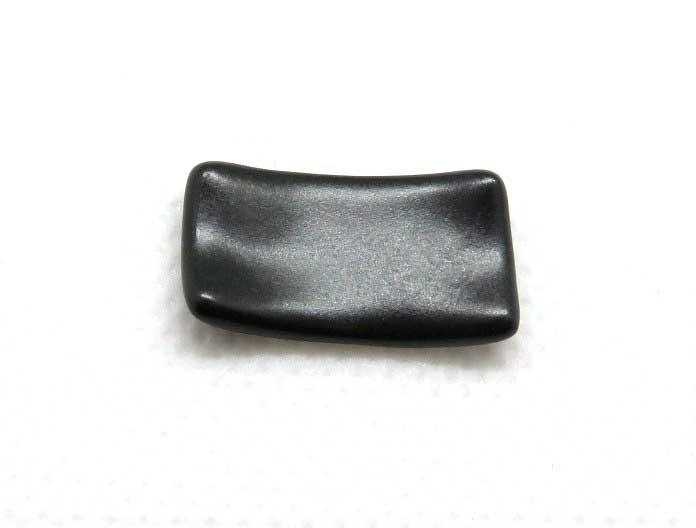 画像1: 焼魚皿・黒