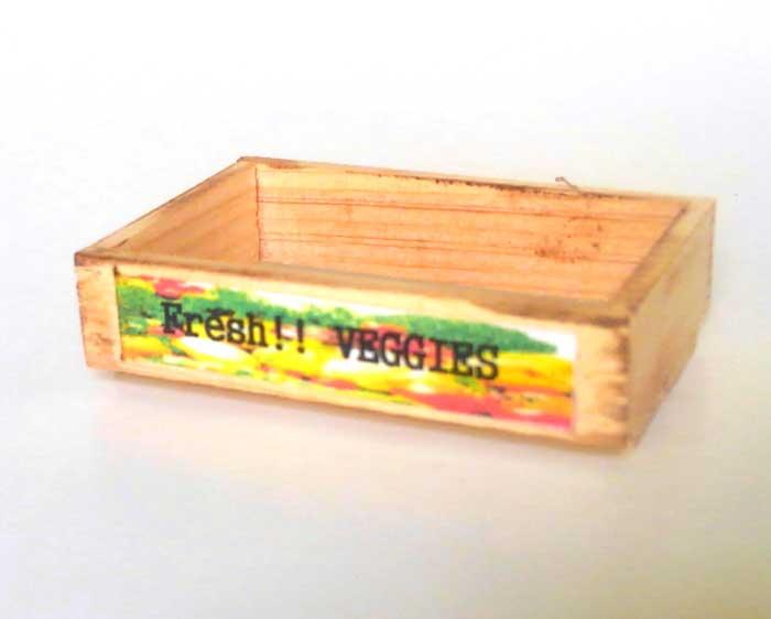 画像1: 野菜箱