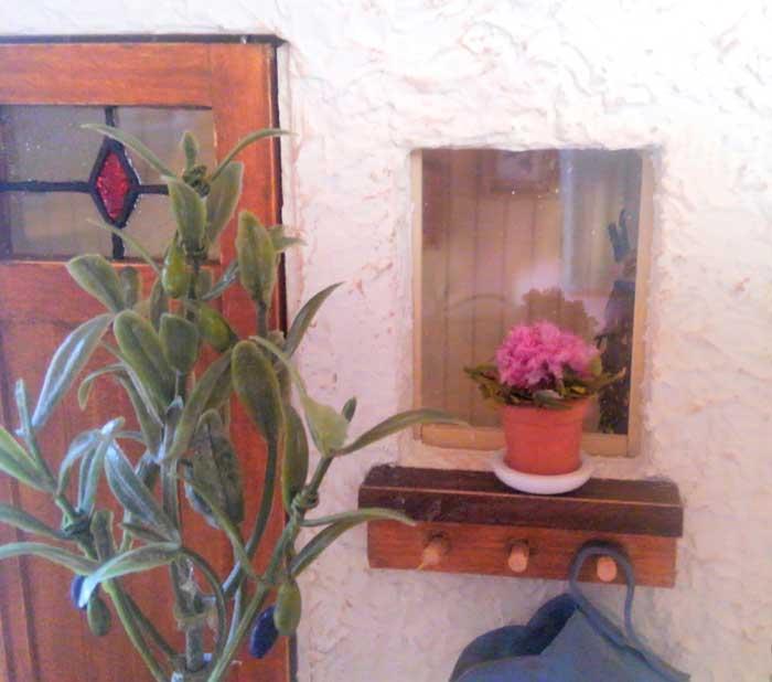 画像4: 鉢植えの花(ピンク)