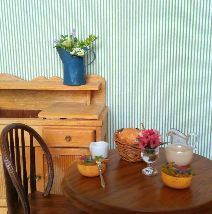 画像3: フラワー・センターピース&ジャグのお花(ネイビー)