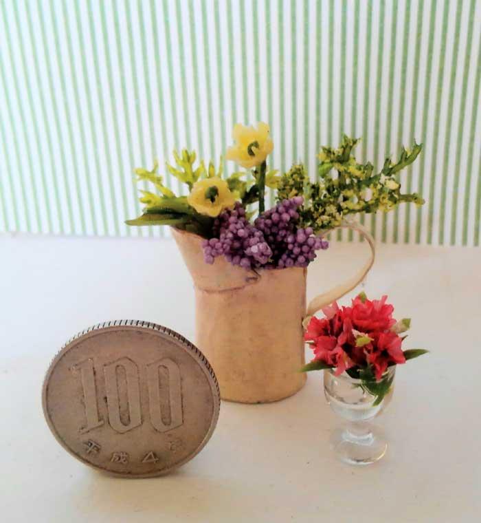 画像2: フラワー・センターピース&ジャグのお花(白)