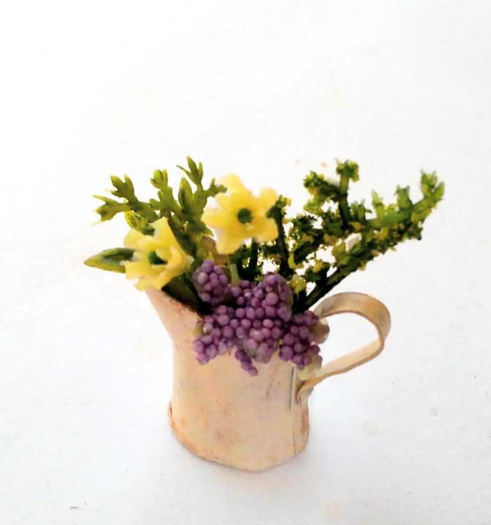 画像3: フラワー・センターピース&ジャグのお花(白)