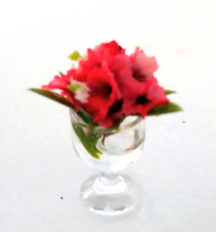 画像5: フラワー・センターピース&ジャグのお花(ネイビー)