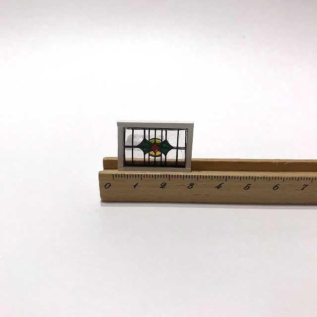 画像1: ステンドグラス・シンプル
