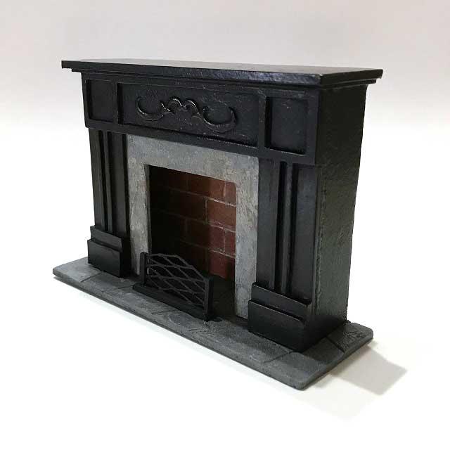 画像3: ミニチュア暖炉