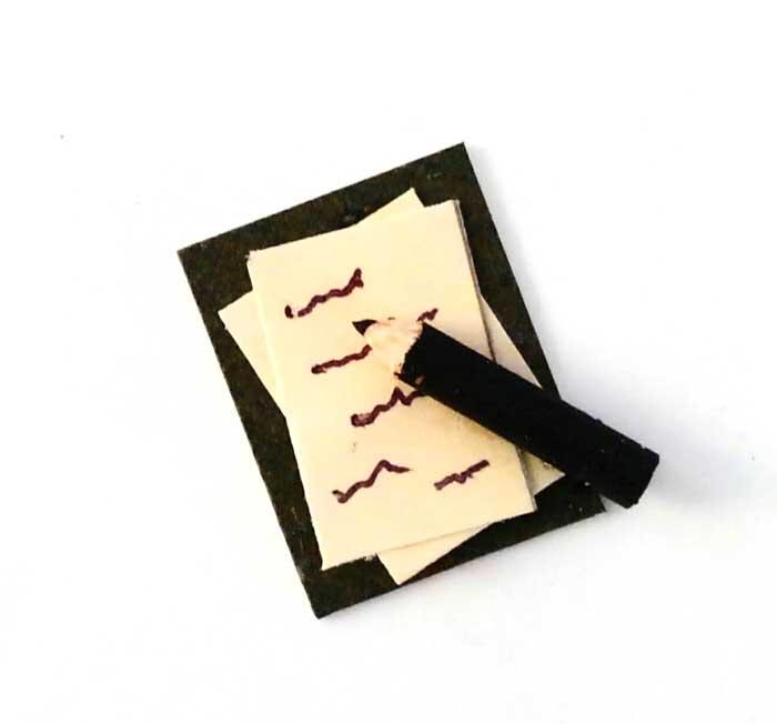 画像3: 黒と赤鉛筆・木製(3本セット)