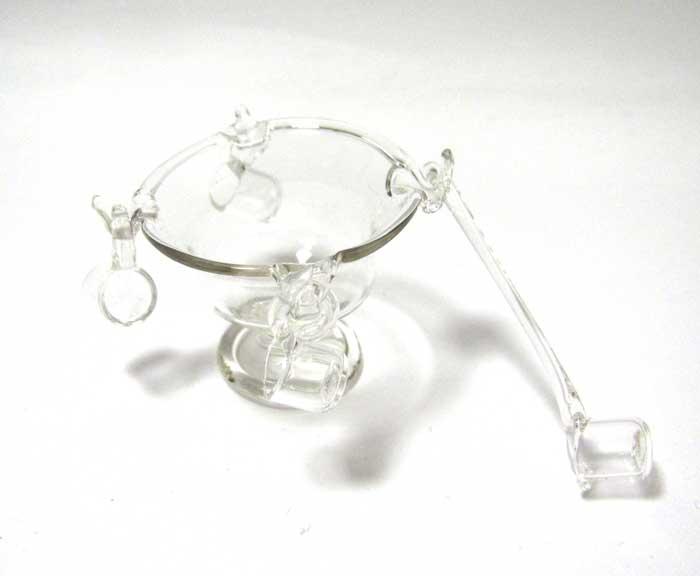 画像1: ガラスフルーツポンチ用(処分品)
