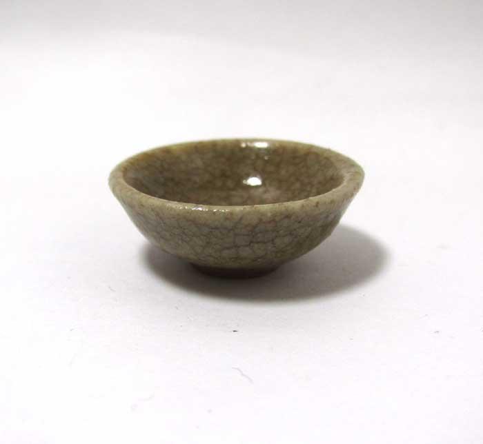 画像1: 丸鉢 ベージュ
