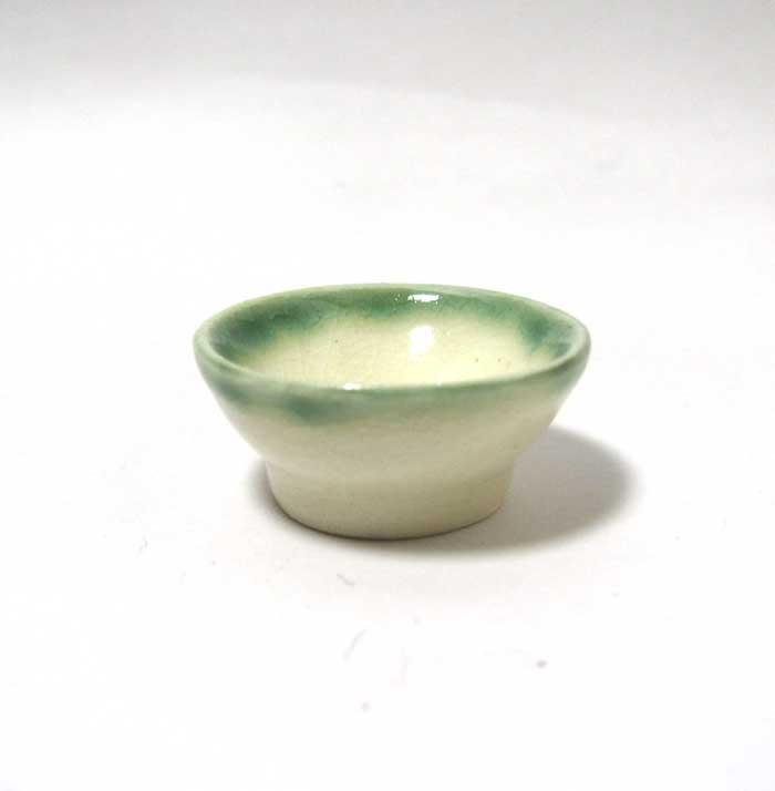画像2: 茶碗・緑ライン
