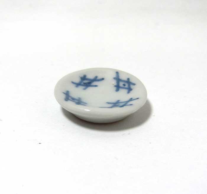 画像1: 和皿模様入り
