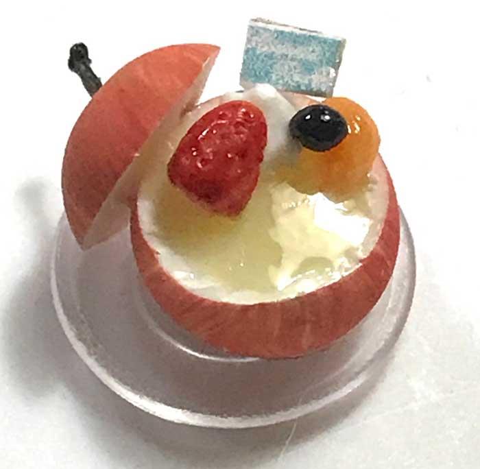 画像2: 丸ごとリンゴゼリー