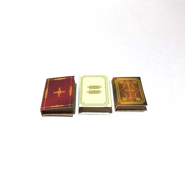 画像1: 本・3冊セット茶