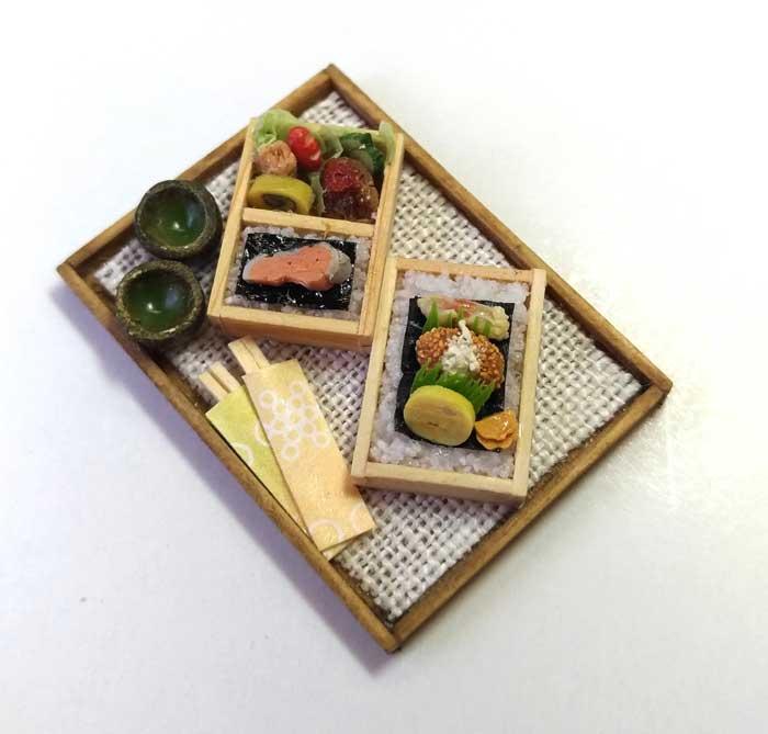 画像2: シャケ&海苔弁