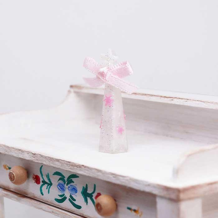 画像2: ミニミニクリスマスツリーホワイト