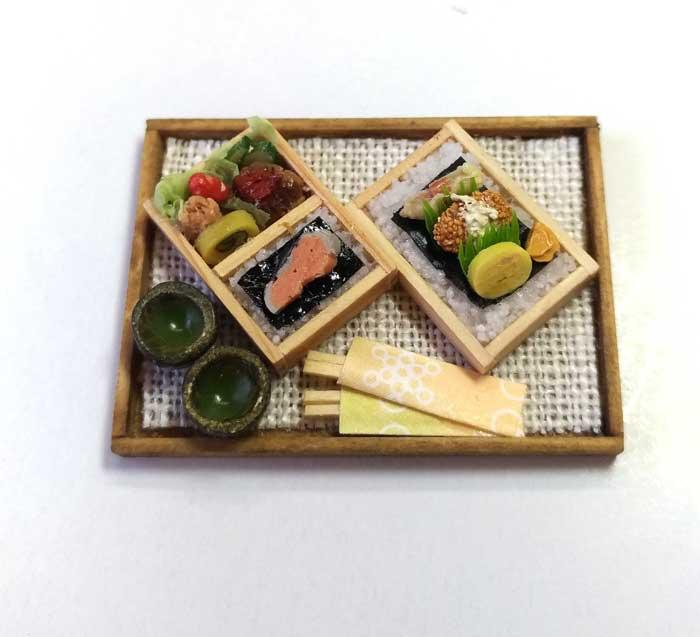 画像1: シャケ&海苔弁